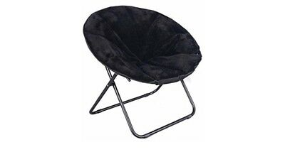 Phenomenal Mainstays Large Microsuede Saucer Chair Great For Lounging Pabps2019 Chair Design Images Pabps2019Com
