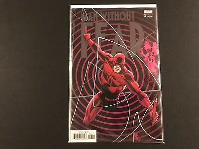 Man Without Fear #3 Connecting Variant (2019) NM Marvel Comics 1st Print