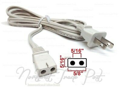 General Electric Power Cord for GE Hand Held Mixer Model Cat No 20M47 and 30M47