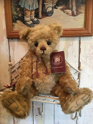 Charlie Bears Padmin, Isabelle Collection limited edition Retired
