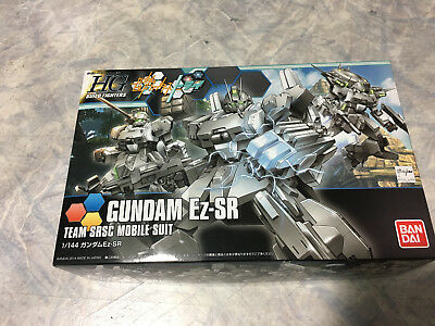 HGBF EZ-SR Gundam Model Kit 1/144 Gunpla Bandai Build Fighters
