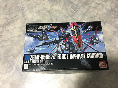HGCE Force Impulse Gundam Model Kit 1/144 Gunpla Bandai Gundam Seed Destiny