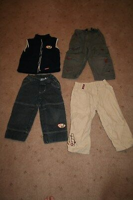 Boys Pumpkin Patch, and Baby world Pants size 2