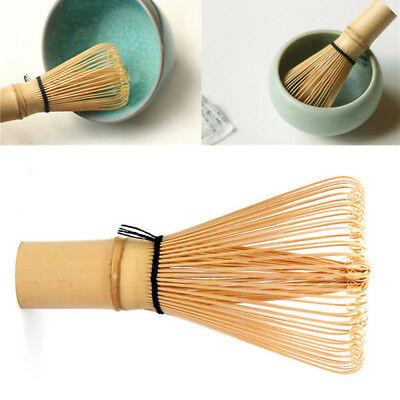 Ceremony Bamboo Chasen Japanese Powder Whisk-Green Tea Preparing Matcha Brush