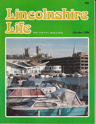 Lincolnshire Life October 1984 - Stallingborough, Keelby, Brocklesby, Ulceby