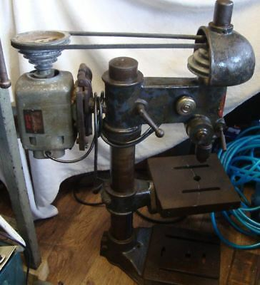 Canedy Otto Royal Bench Drill - Rare machine in working order - Single phase