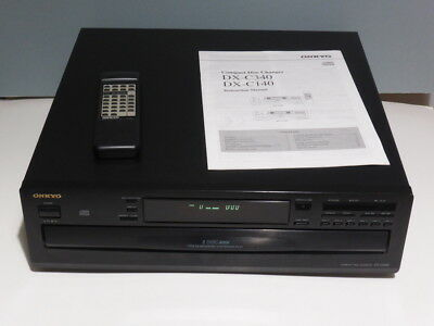 Onkyo Compact Disk Changer DX-C340
