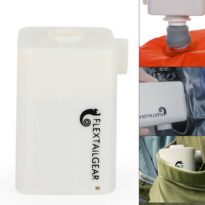 Air Pump with 3600mAh Battery USB Rechargeable Lightest Air Pump Inflate Deflate