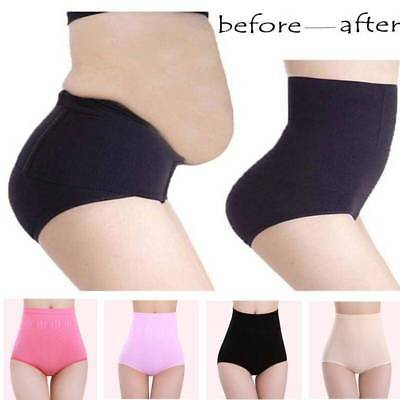 Womens Shaper High Waist Tummy Control Girdles Seamless Shapewear Lady Underwear