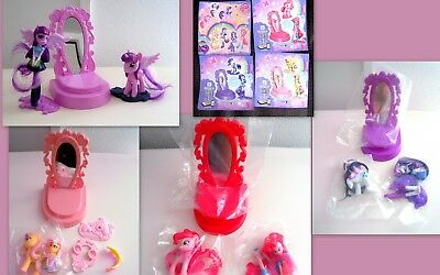 Kinder  - Maxi 2017 - Set Completo My  Little Pony Equestra Girls