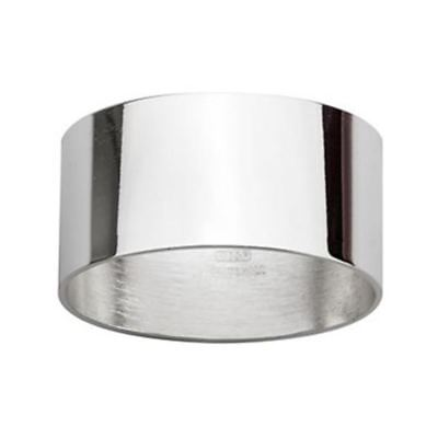 Whitehill - Silver Plated Plain Napking Ring