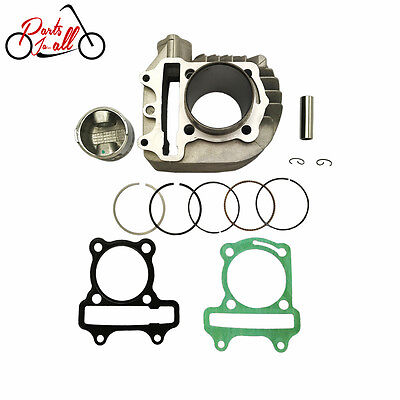 57mm Cylinder Kit for GY6 150cc Engine Gaskets Piston Rings Parts ATV Go Kart