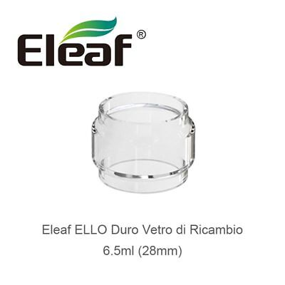 Eleaf ELLO Duro Vetro di Ricambio - 6.5ml (28mm)
