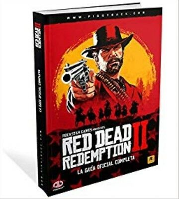 Guía  Oficial Red Dead Redemption 2