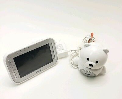 VTech VM346 Safe & Sound Expandable Digital Video Baby Monitor