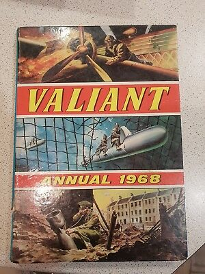 Valiant Annual 1968 - No Author Stated 1967