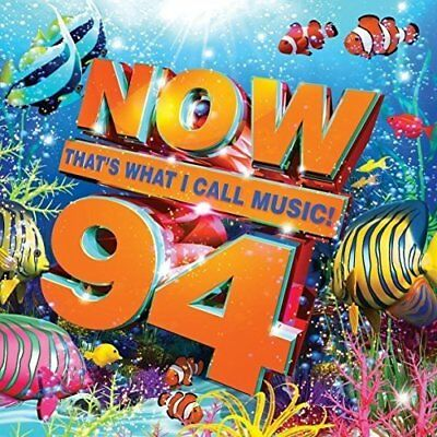 NOW 94 That's what I call Music [Audio CD] Various Artists New