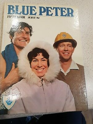 Authentic Blue Peter Fifth Book Of The BBC TV Series