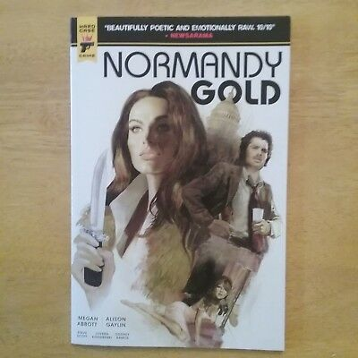 Normandy Gold Graphic Novel