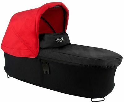 Mountain Buggy Carrycot Plus for Duet V3 - CHILLI