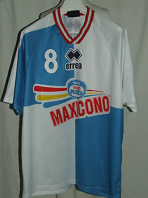 SHIRT VOLLEYBALL volleyball SPORT MAXICONO PARMA n ° 8