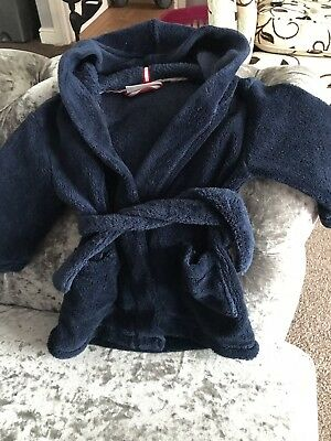 Little White Company 12-18 Months Dressing Gown