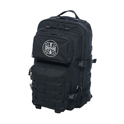 West Coast Choppers Assault Backpack In Black **brand New**