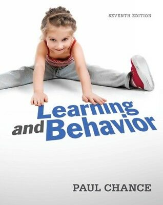 [PDF] Learning and Behavior 7th Edition by Paul Chance - Email Delivery