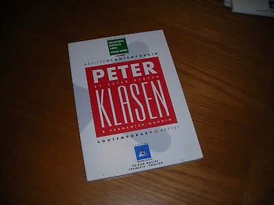 Peter Klasen by Francoise Gaudin CD ROM book