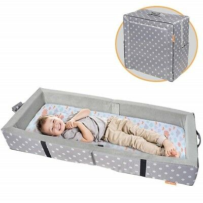 Travel Bed For Toddlers Toddler Beds Portable Baby Waterproof Washable Durable