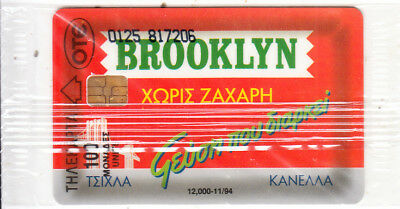 GREECE Brooklyn 0125 %12000ex 11/94 mint