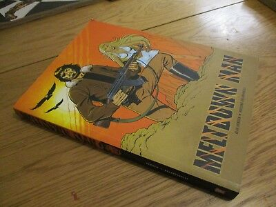 2000ad graphic novel  meltdown man the complete series
