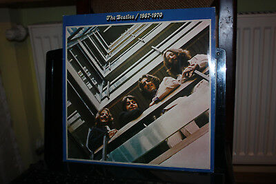 1967-1970 Blue (Remastered 2 LP) von The Beatles (2014)