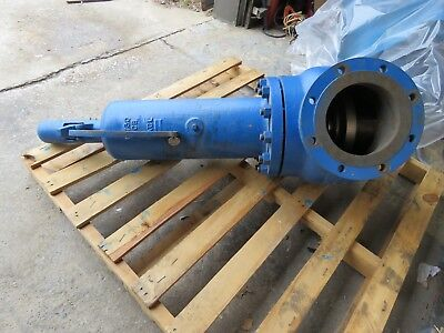 Crosby Anderson Greenwood Jos-E-15-C 6R8 Safety Relief Valve 6''x8'' New