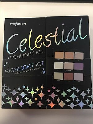 Profusion Celestial Highlight Kit Make up set