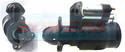 Brand New Starter Motor 12V 9Tooth C/w Delco Remy 10Mt Type Allis Chalmers Clark