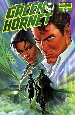 Green Hornet (2010 Dynamite Entertainment) #4A Mint