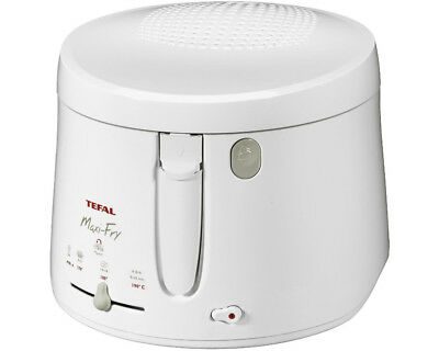 TEFAL FF 1000 MAXIFRY FRITEUSE 1200g WEISS NEU & OVP