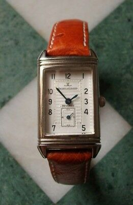 Jaeger-LeCoultre REVERSO Classic Small seconds WRISTWATCH in working order