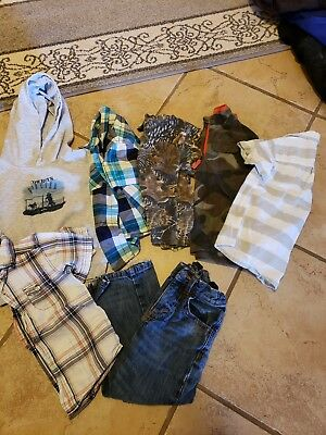 3T And 4T Cowboy Kid Clothing Lot