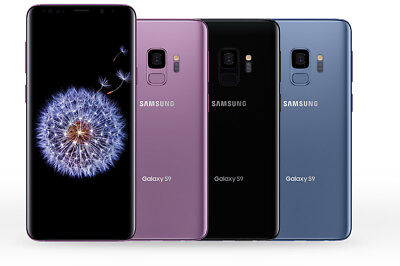 New Other Samsung Galaxy S9 G960U G960U1 Unlocked AT&T Cricket T-Mobile Verizon