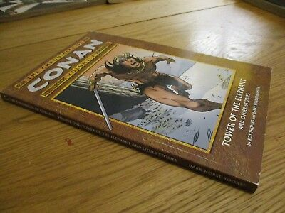 The Chronicles of Conan.Volume 1 Tower of the Elephant windsor smith