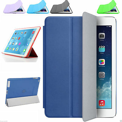 Magnetic Smart Slim Stand Cover Case for Apple iPad 5th & 6th Generation 2017-18