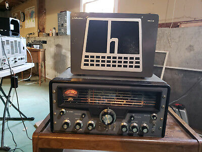 HALLICRAFTERS SX 101A Receiver . Excellent Working Condition