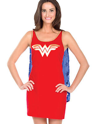 Rubie's Womens Tank Dress Wonder Woman Costume M - K60