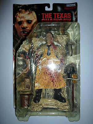 Texas Chainsaw Massacre Leatherface Movie Maniacs 1 Mcfarlane Serie 1