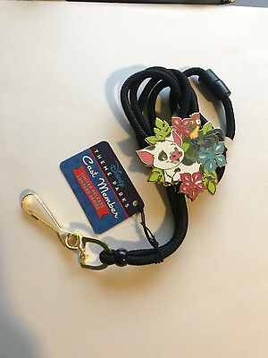 Disney DLR Cast Exclusive Limited Release Bolo Lanyard - Pua,Hei Hei