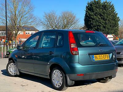 Ford Fiesta 1.25 (A/c) Lx 5 Door, 1 Owner From Brand New + Only 19K Miles + Rare