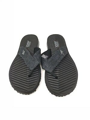 1be0629d8a7 ... 3 Solana Perforated Heathered Mesh Point Sandal Size UK 6 New.