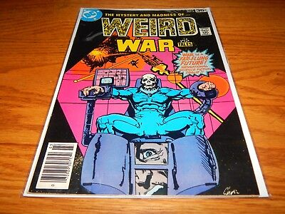 Great Find UNREAD Bronze Age Comic Weird War Tales # 61  9.2 & Up Condition